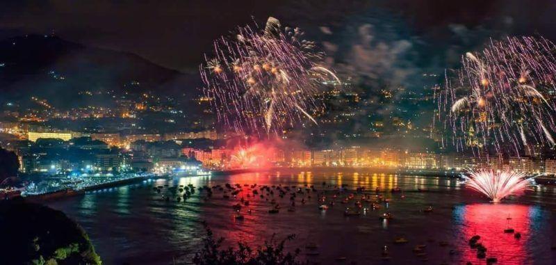 Semana Grande 2019 Donosti City